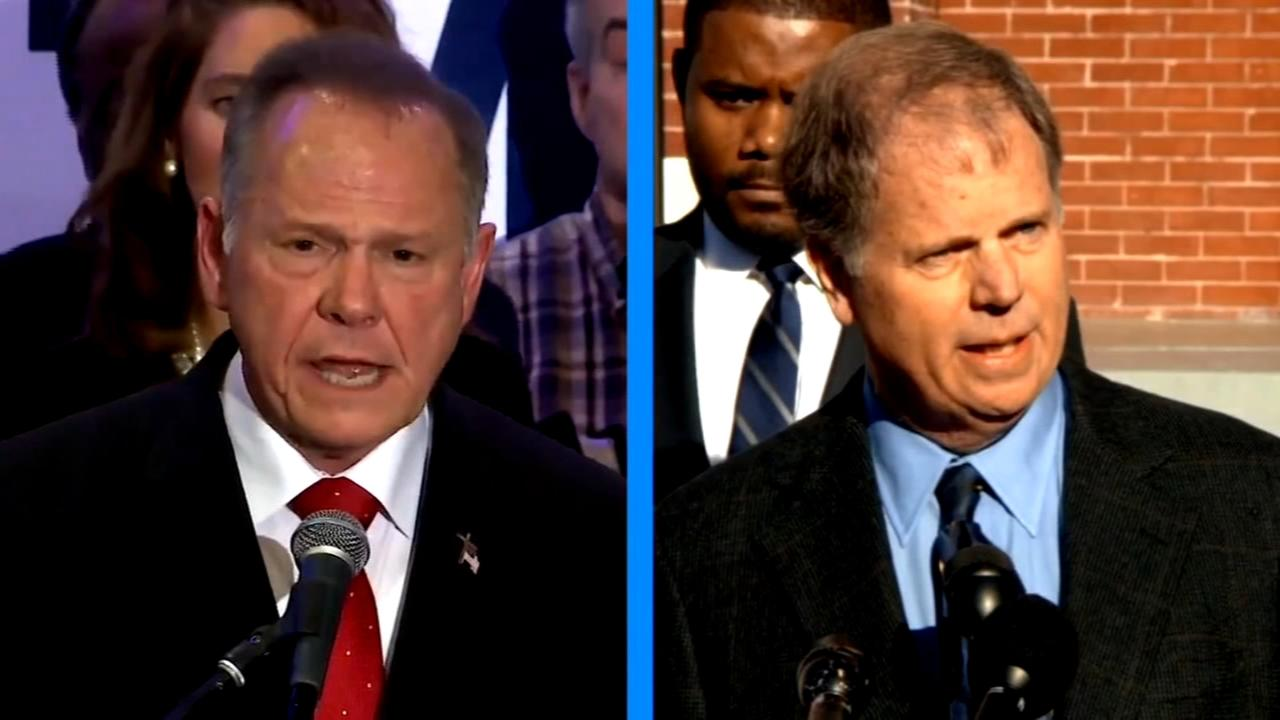 Turbulent Senate race now in hands of Alabama voters