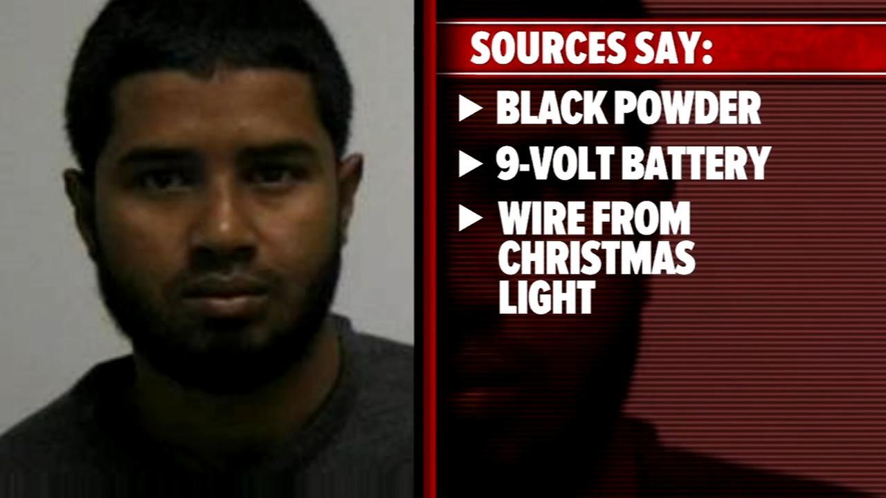 Prosecutors say suspect taunted Trump before subway bombing