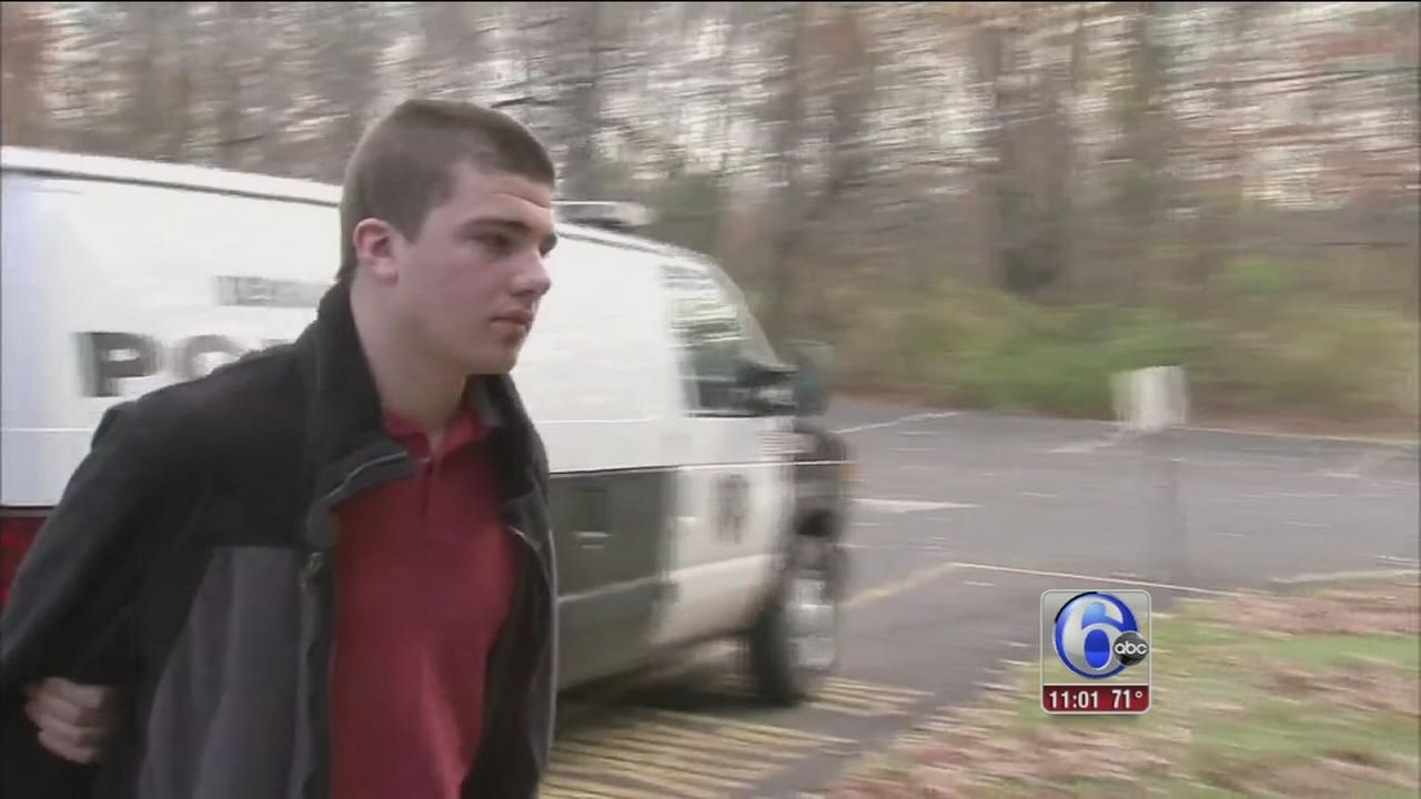 VIDEO: Bensalem teen found guilty of sexually assaulting 10 girls