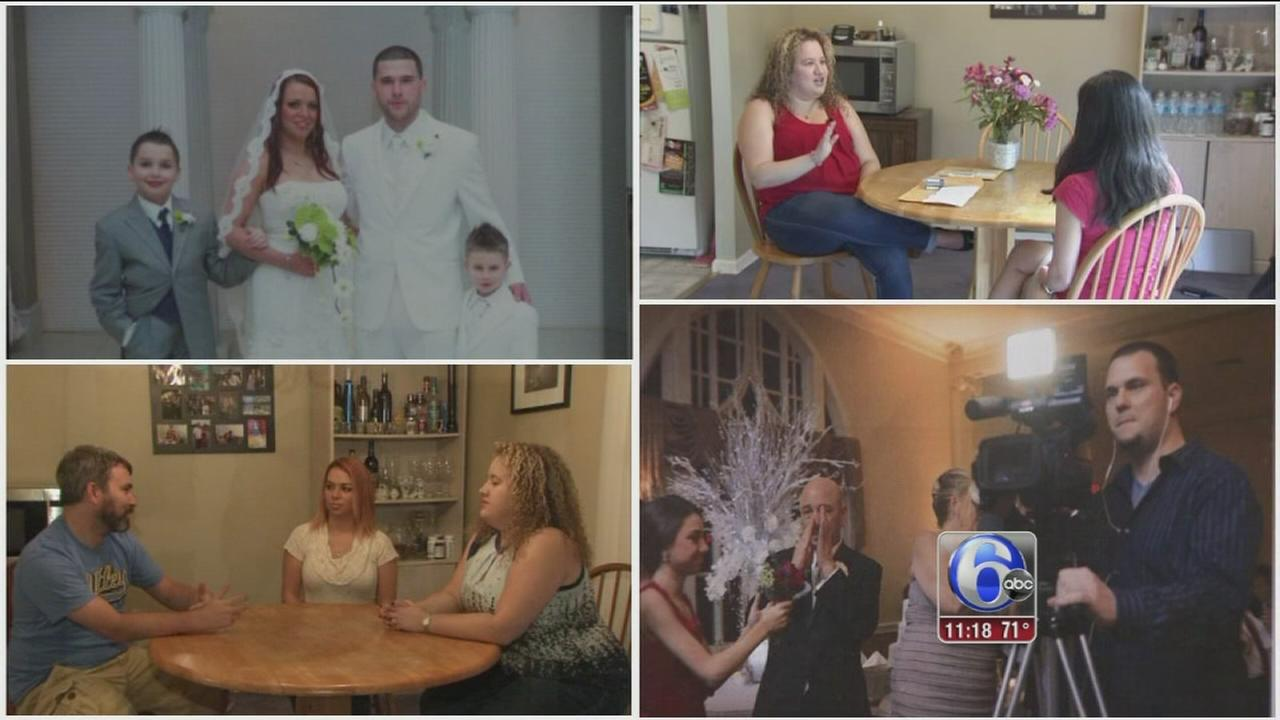 VIDEO: Action News TroubleShooters:  Missing wedding videos