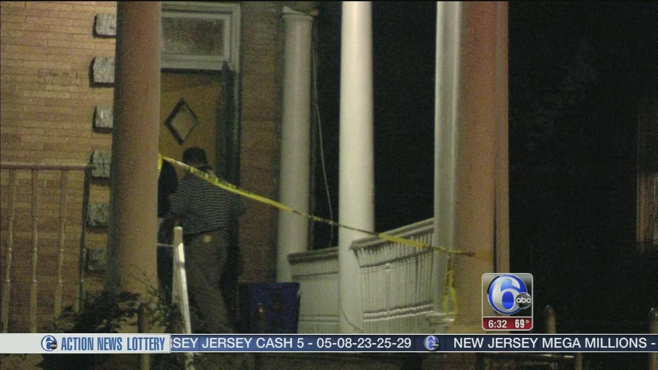 VIDEO: Elderly woman shoots son in Germantown, son fired first