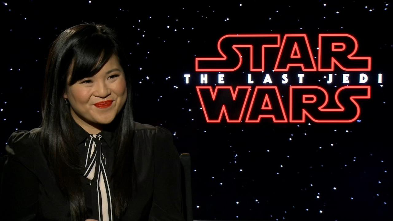 Sharrie Williams interviews Star Wars Kelly Marie Tran