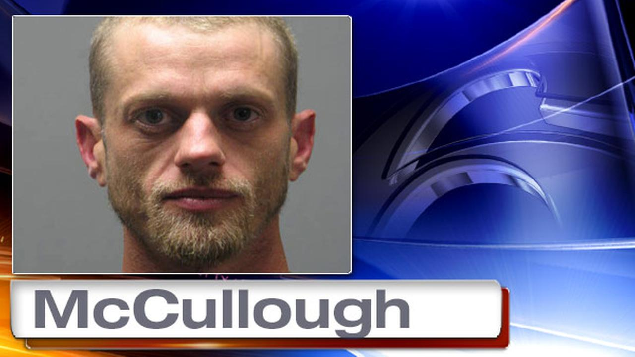 Delaware man arrested for burglary and drug possession