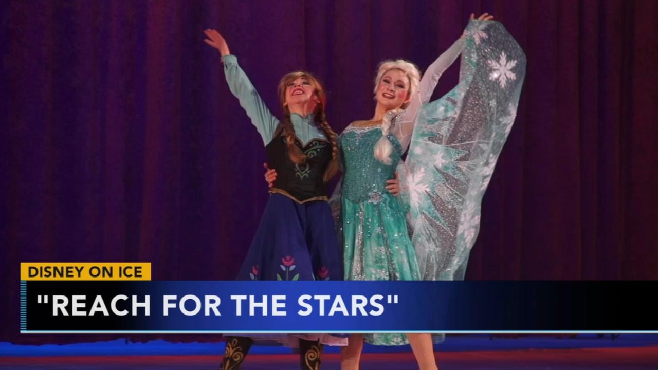 Disney On Ice reaches for the stars in Trenton