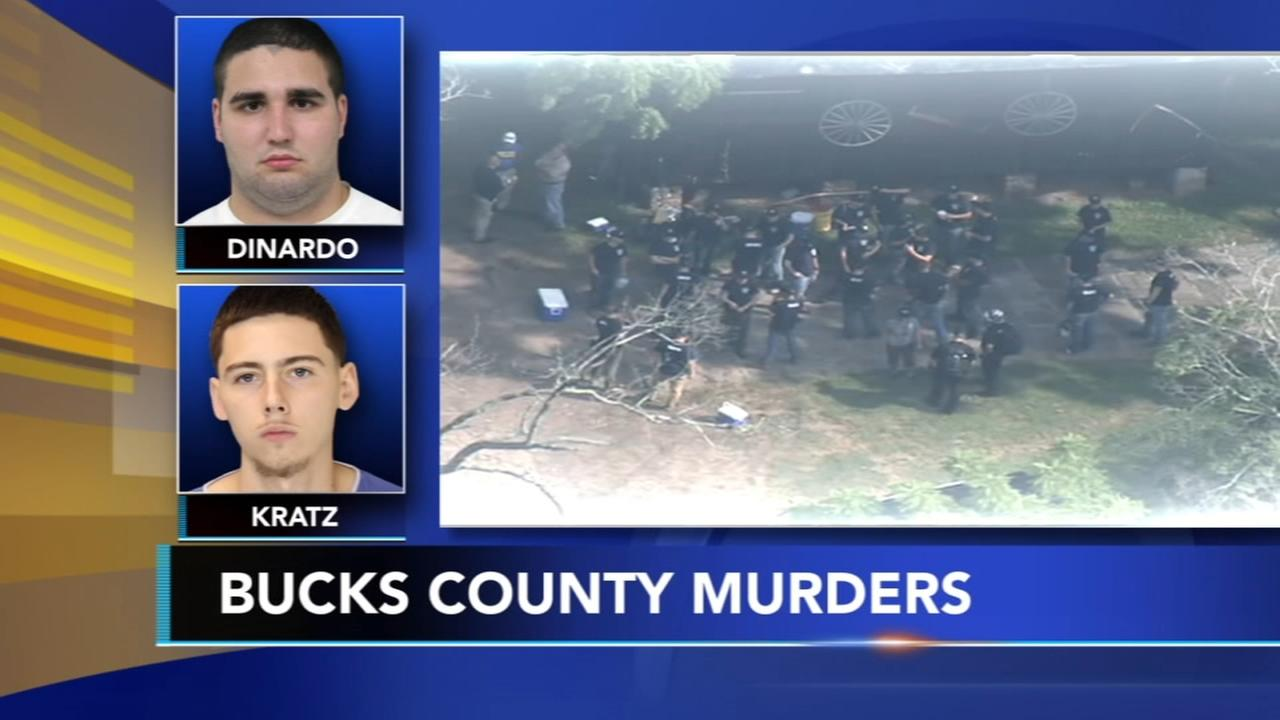 DiNardo and Kratz plead not guilty to Bucks Co. murders