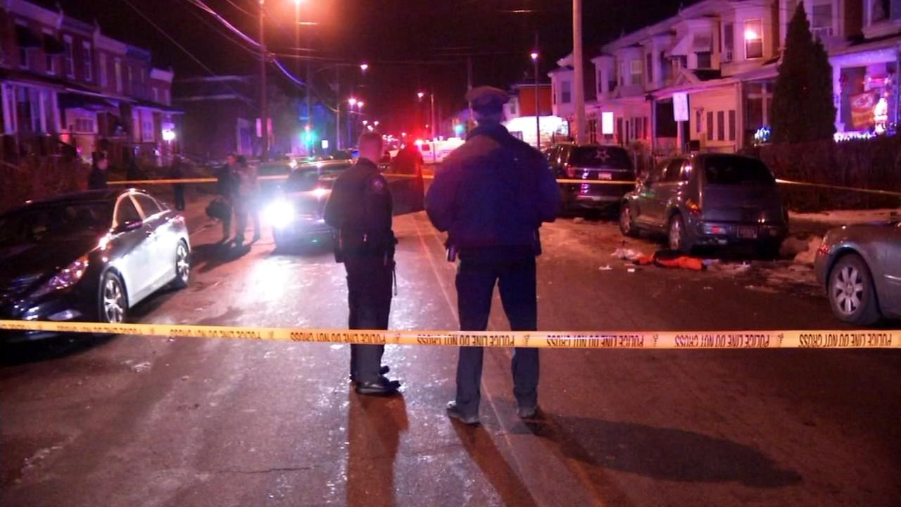 VIDEO: Police investigate fatal shooting in Wilmington