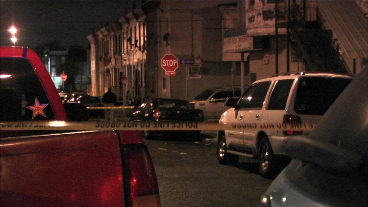 2 teens wounded in North Philadelphia shooting
