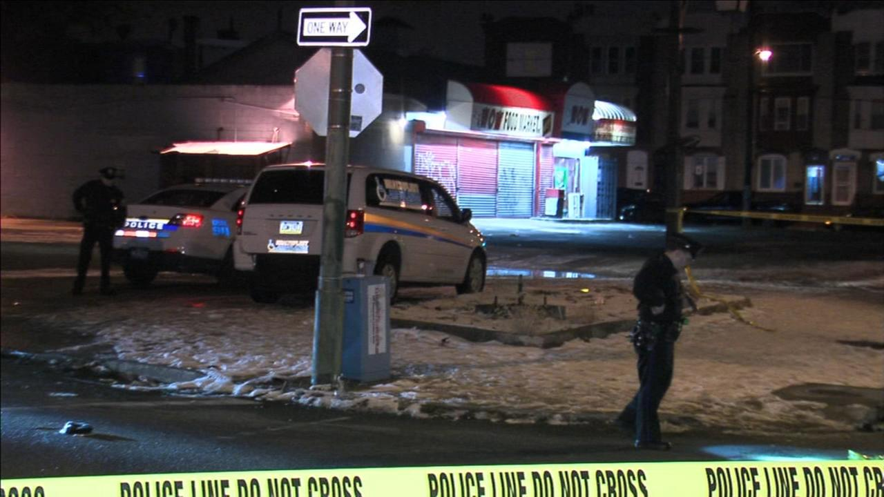 Man shot in the eye in Point Breeze