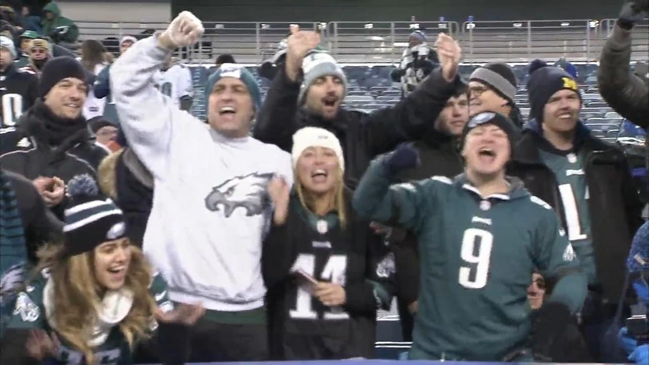 Fans still behind the Wentzless Eagles