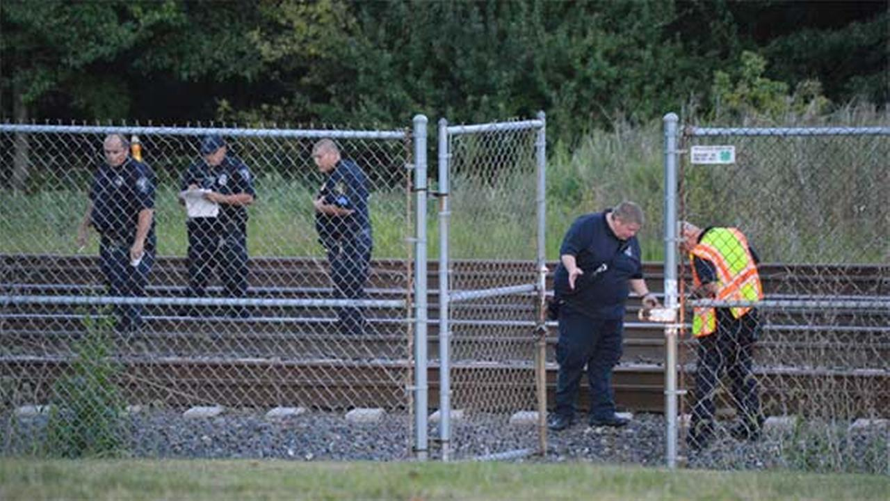 Police ID woman killed by Amtrak train in Claymont, Del.