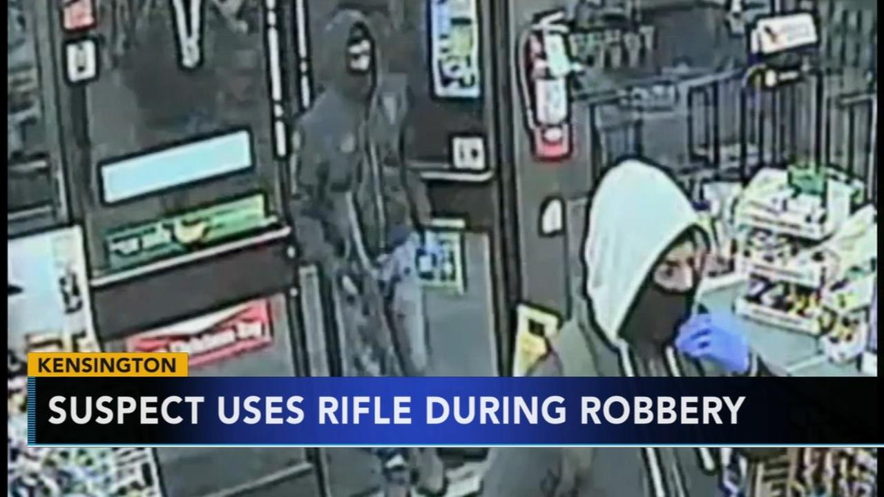 Suspects sought for 7-Eleven armed robbery in Kensington