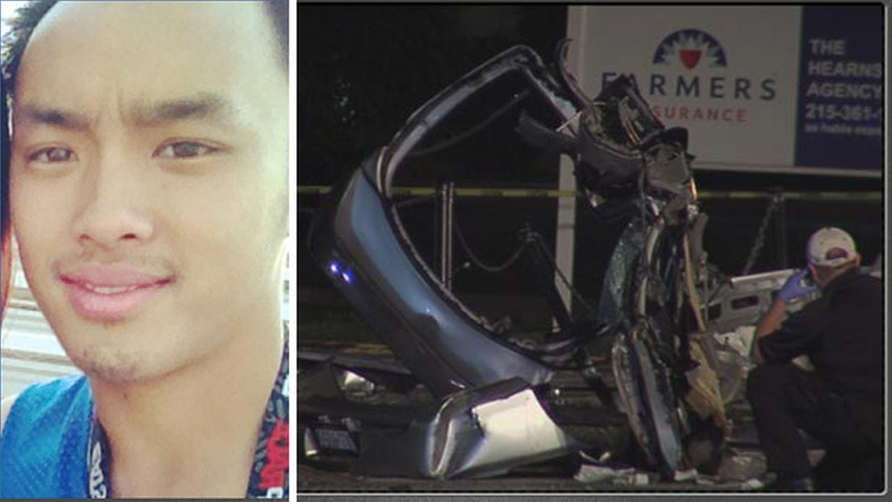 Victim of fatal crash in Hatfield identified as Tim Tan Nguyen