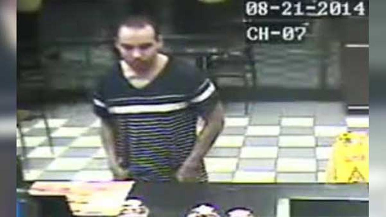 Suspect sought for armed robbery in Philadelphias Olney section