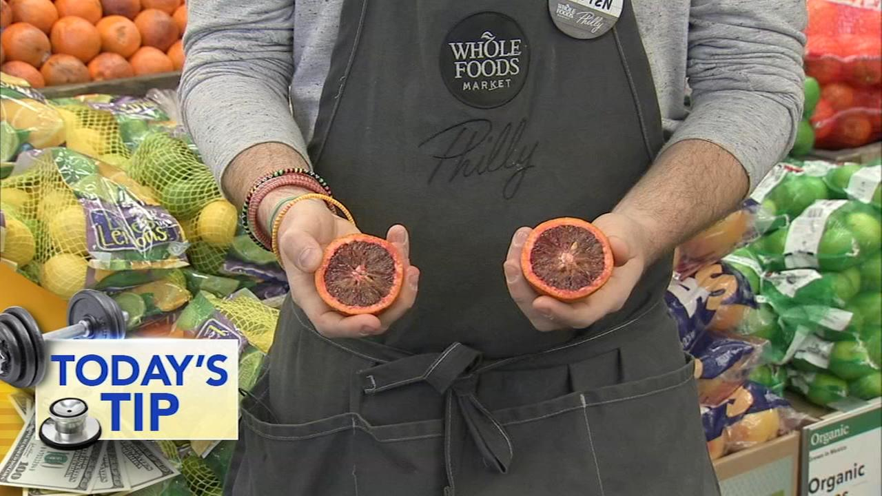 Ways to use blood oranges - Todays Produce Tip