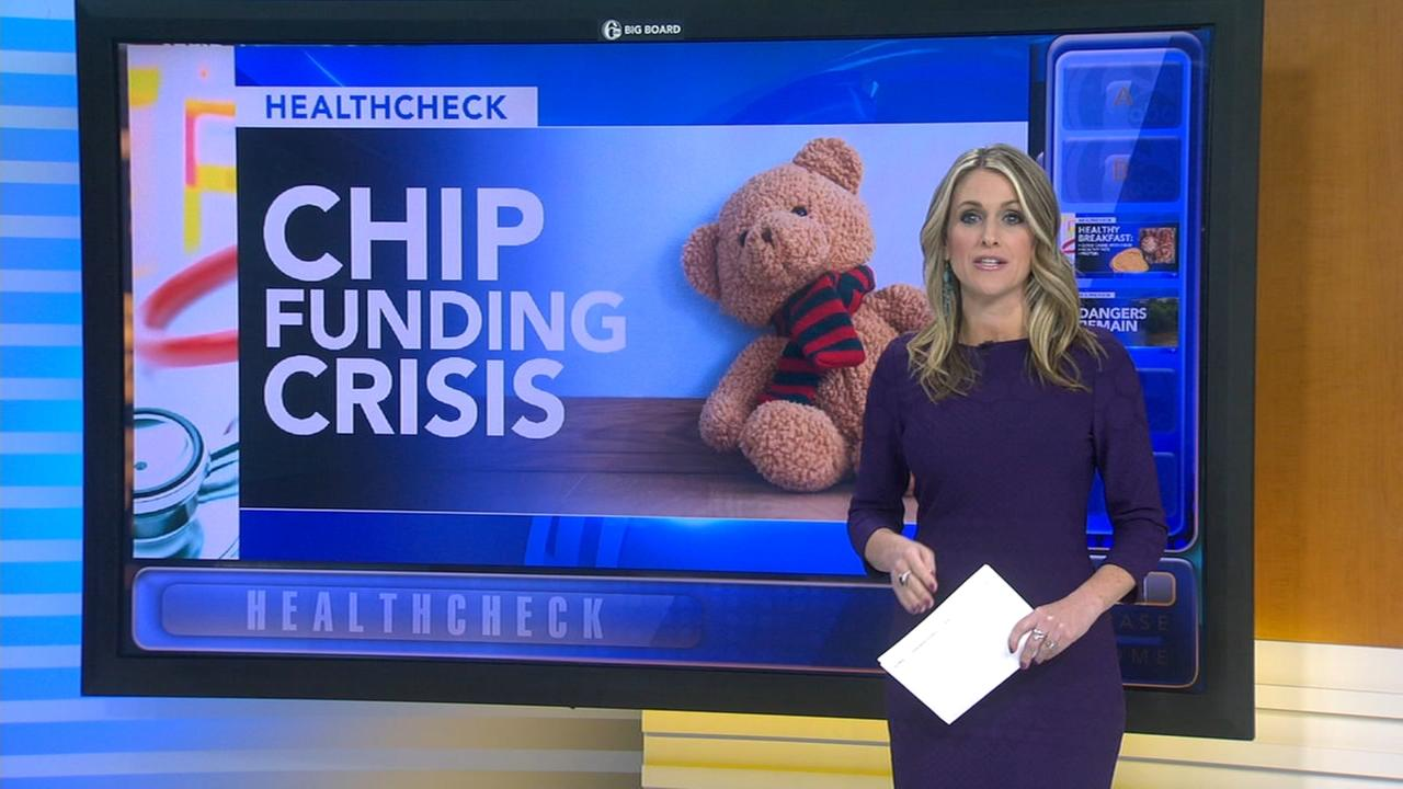 Thousands could lose health coverage as CHIP funding crisis deepens