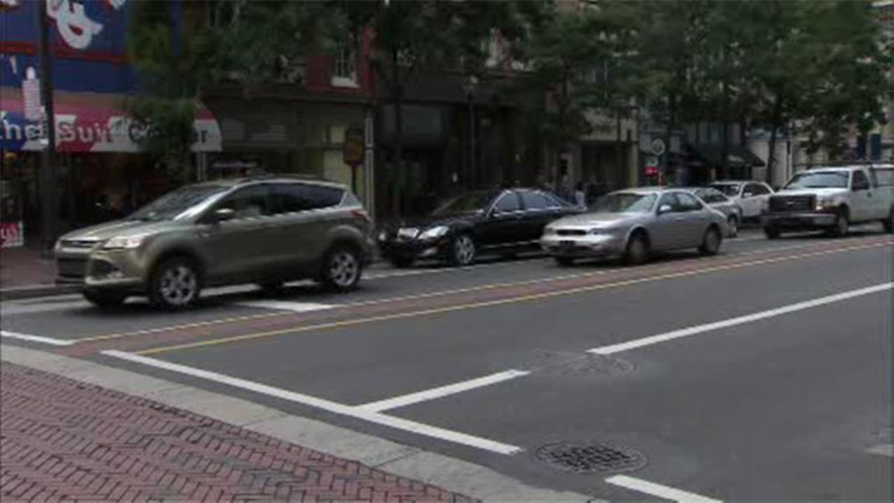 Report: Philadelphia drivers get into more crashes