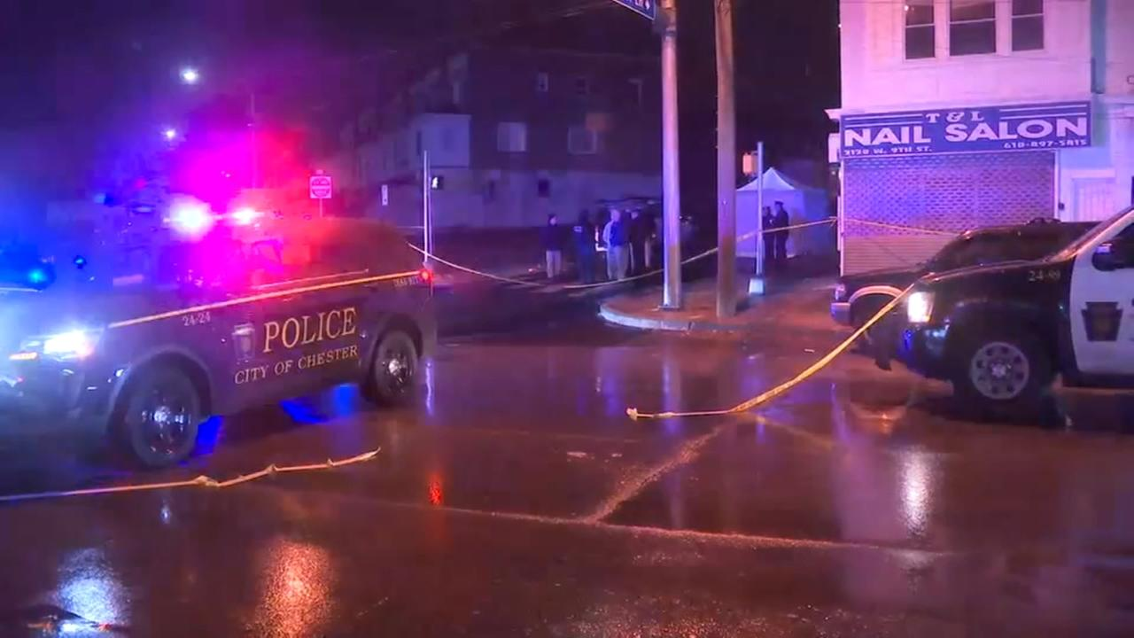 18-year-old shot and killed in Chester