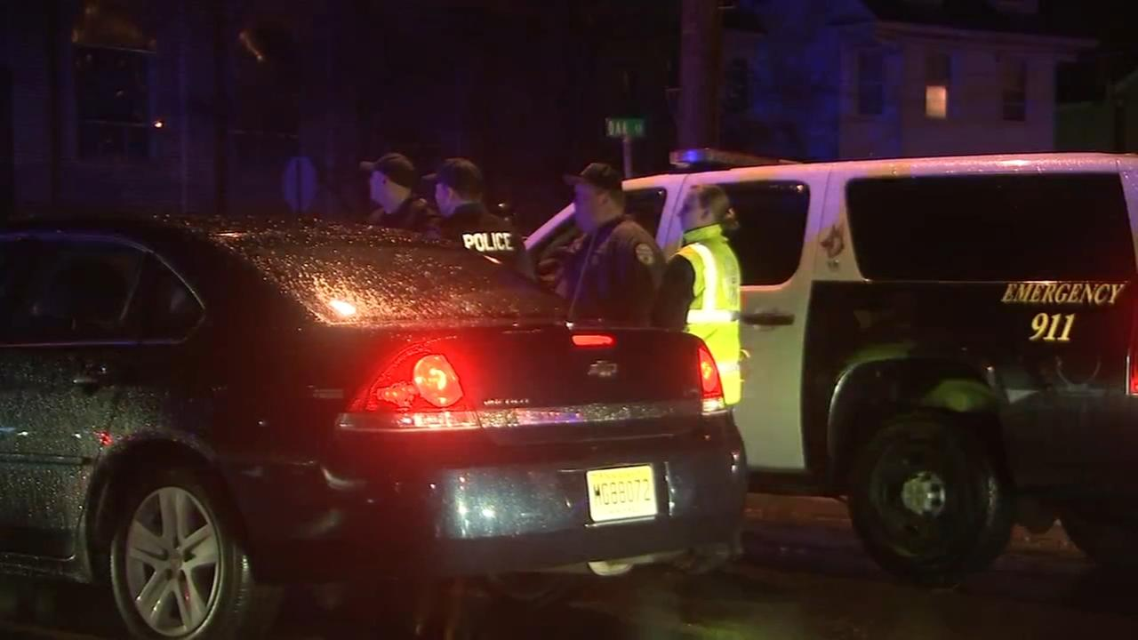NJ officer injured after shots fired at car