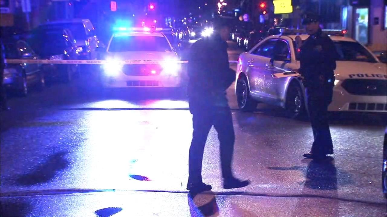Police search for 2 men after deadly shooting in Port Richmond