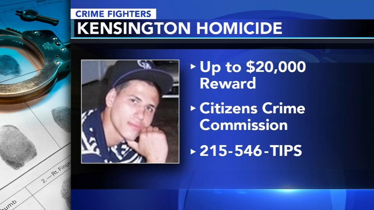 Man shot to death while doing a good deed in Kensington