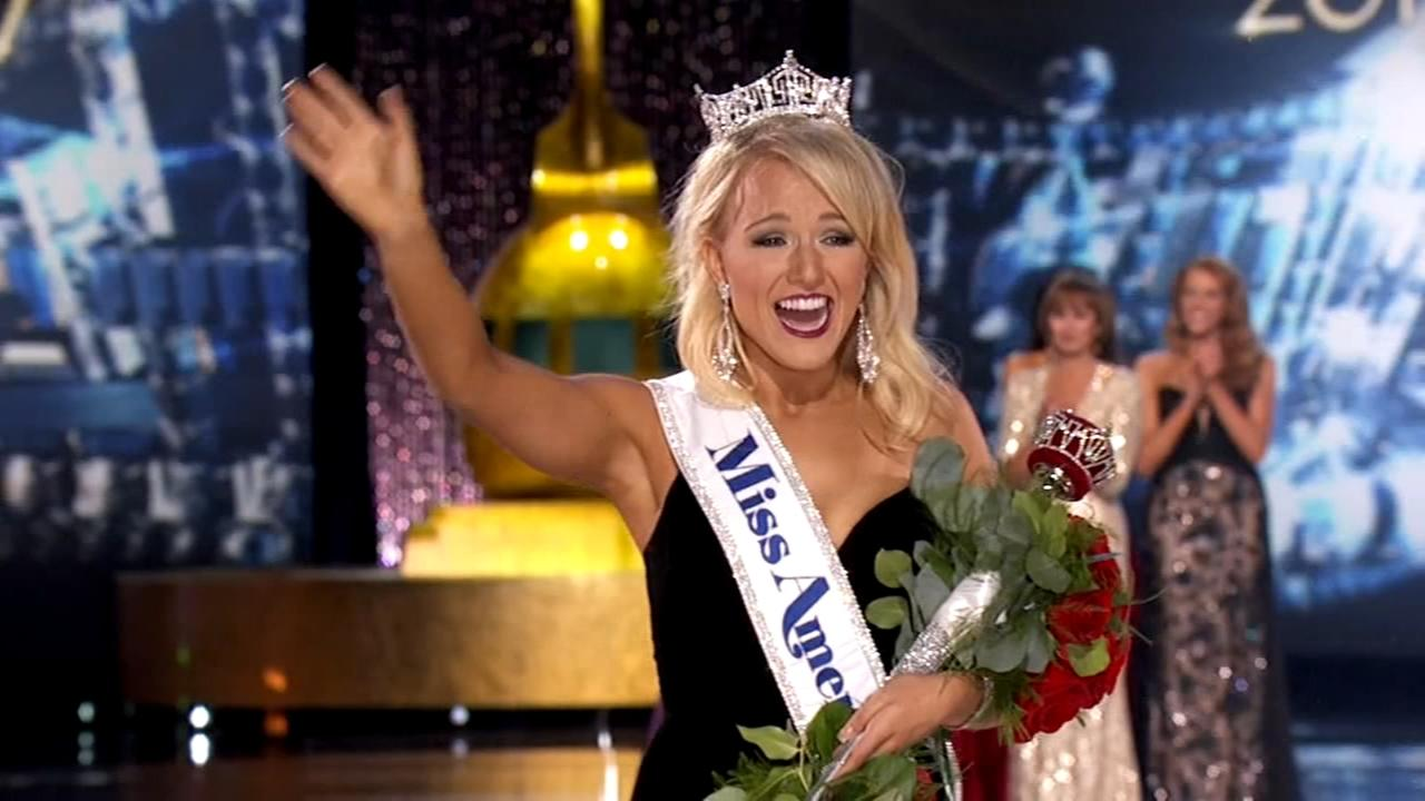3 Miss America officials resign, 1 apologizes to ex-winner