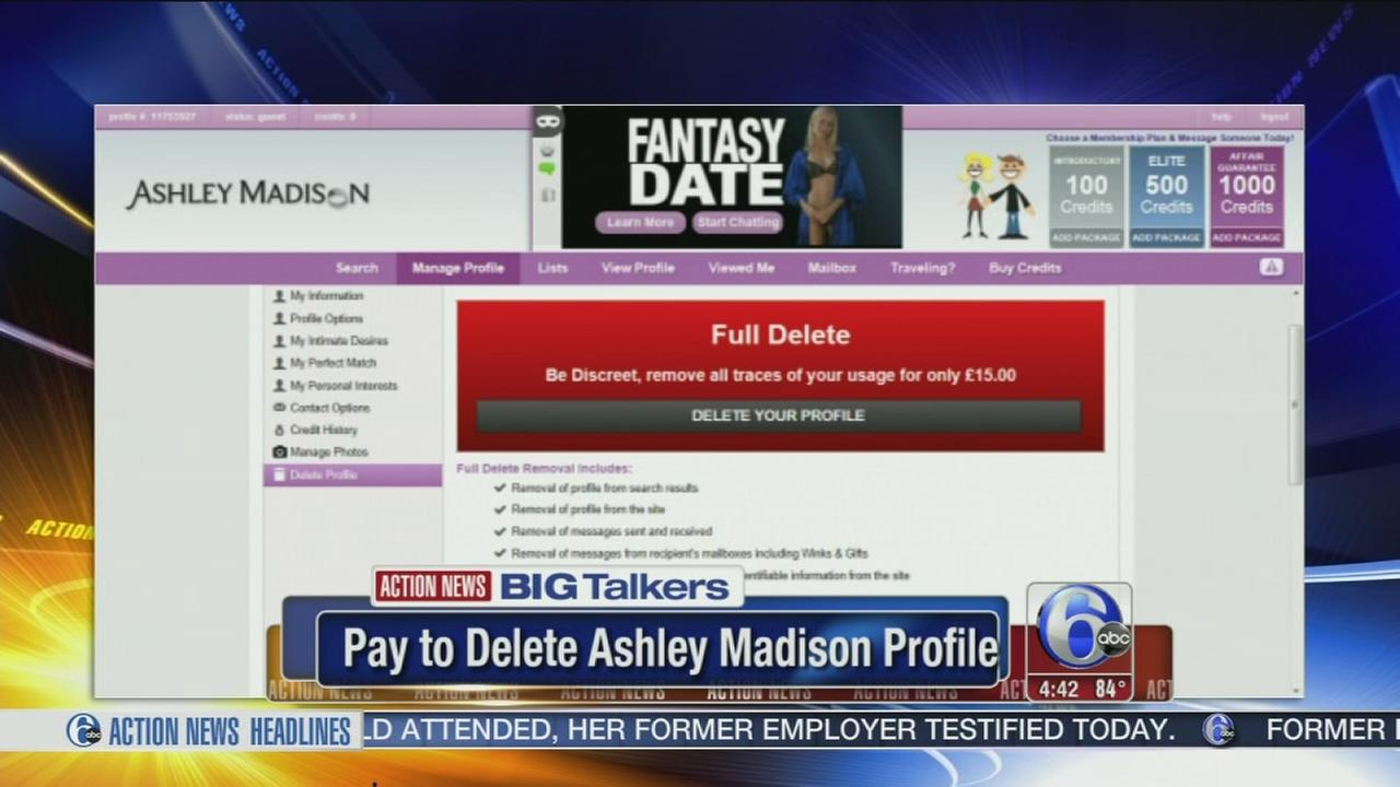 VIDEO: Controversial site charges users to delete profile