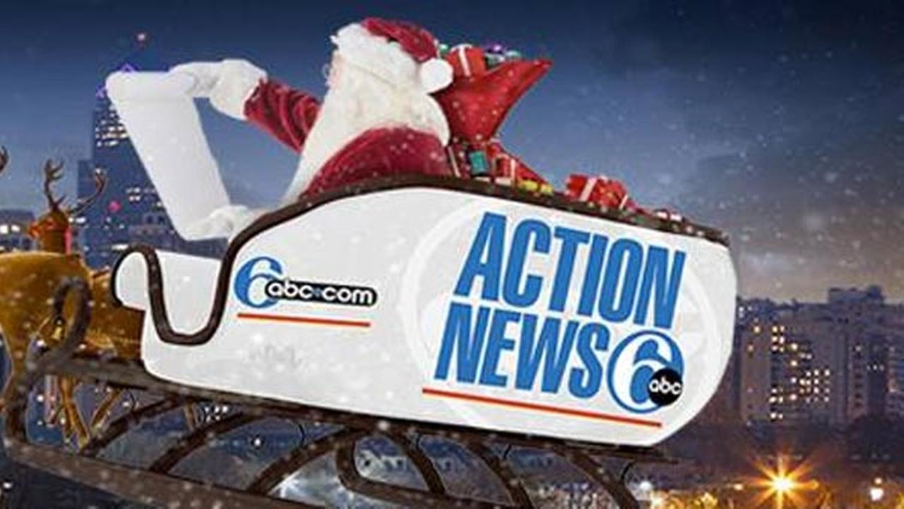 Christmas messages from 6abc Action News family