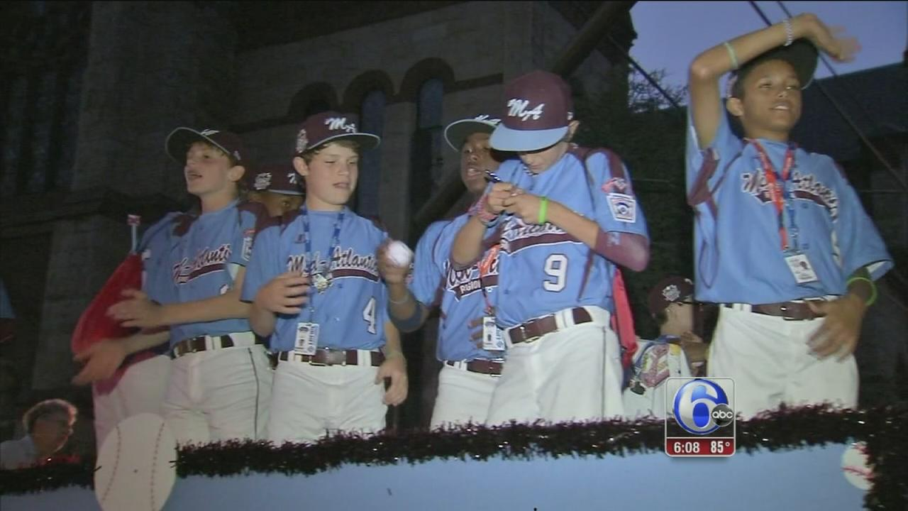 VIDEO: Preparing for Taney Dragons parade
