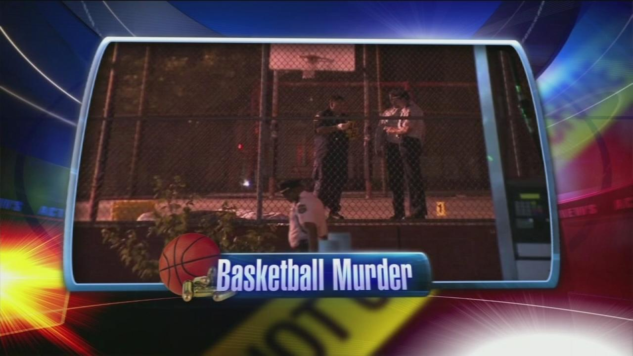 VIDEO: Teen killed on basketball court