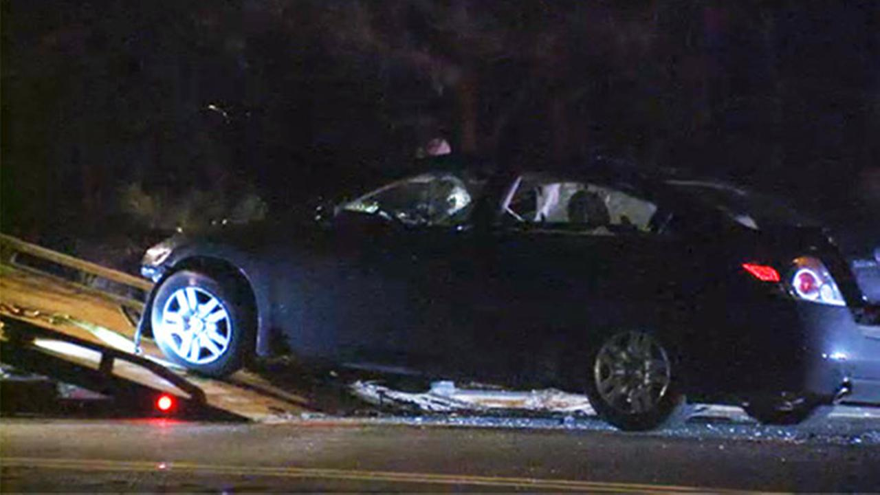 2 killed in head-on Christmas Day crash in Atlantic County