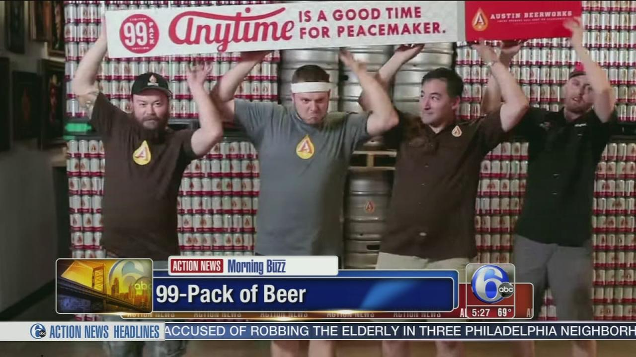 VIDEO: Beer lovers, the bar has just been raised!