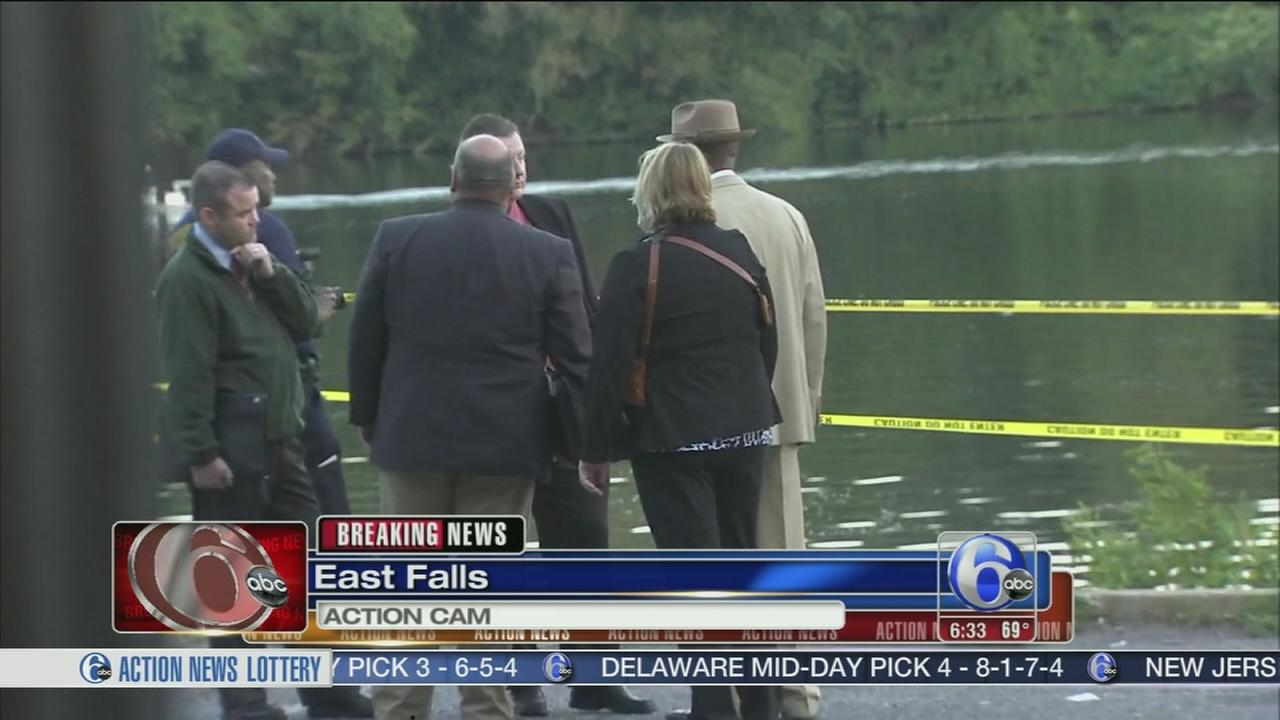 VIDEO: Man stabbed, bodies found along Schuylkill River