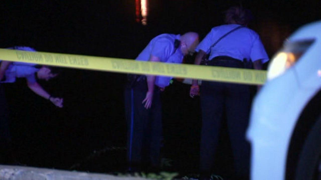 PHOTOS: Man stabbed, bodies found in Schuylkill River