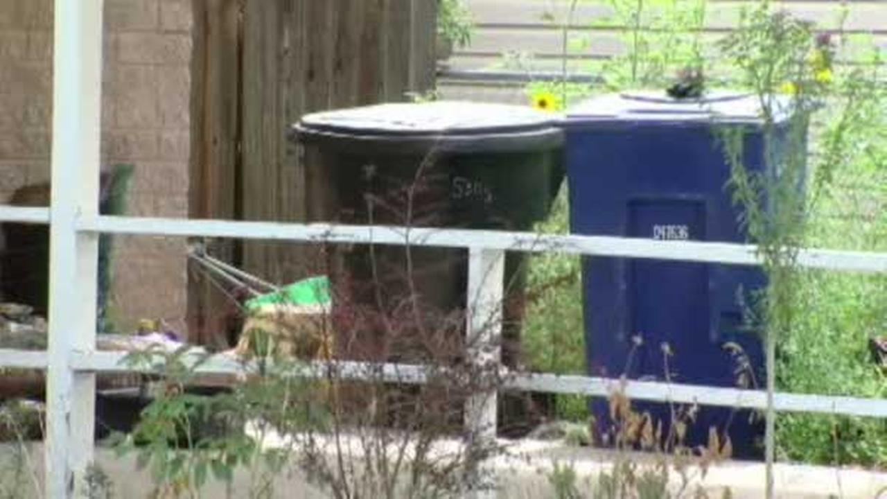 A Utah woman is accused of dumping her day-old baby in a neighbors trash can.