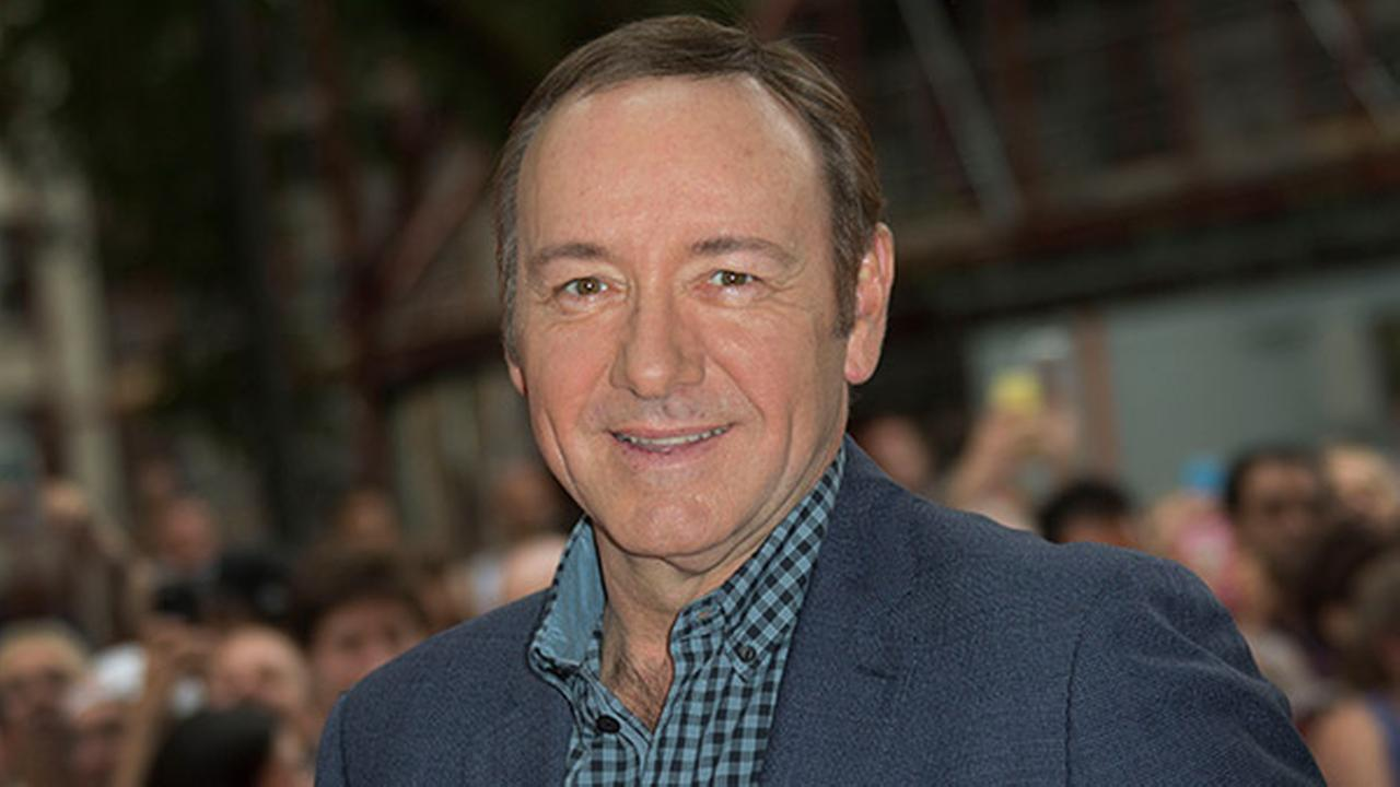 Kevin Spacey to sing in 1-night-only concert in DC
