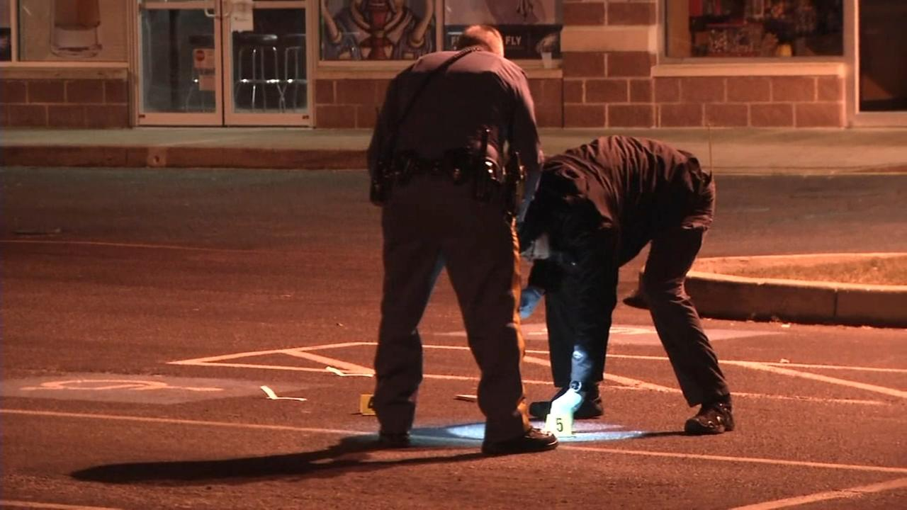 Argument leads to gunfire in Newark, Del.