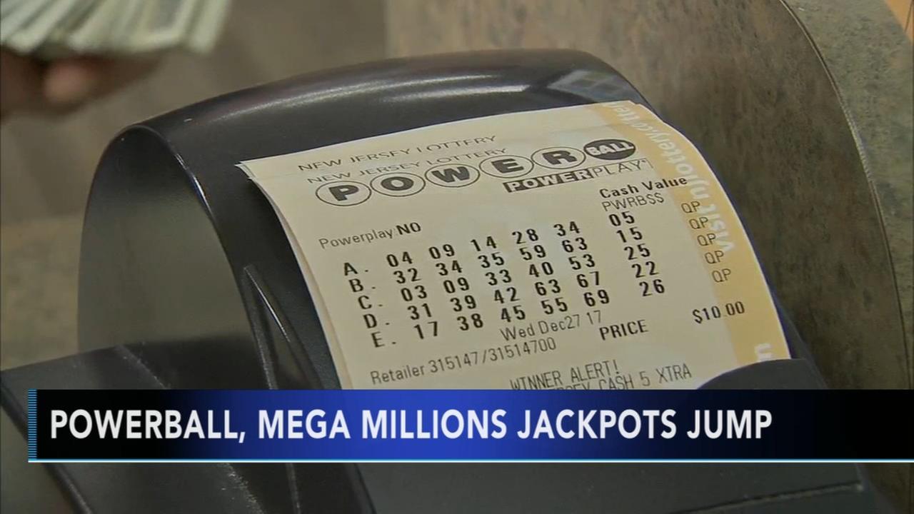 Powerball, Mega Millions jackpots jump