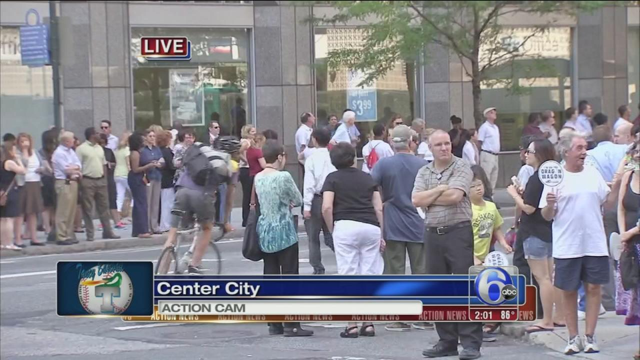 VIDEO: Taney Parade coverage kicks off on 6abc