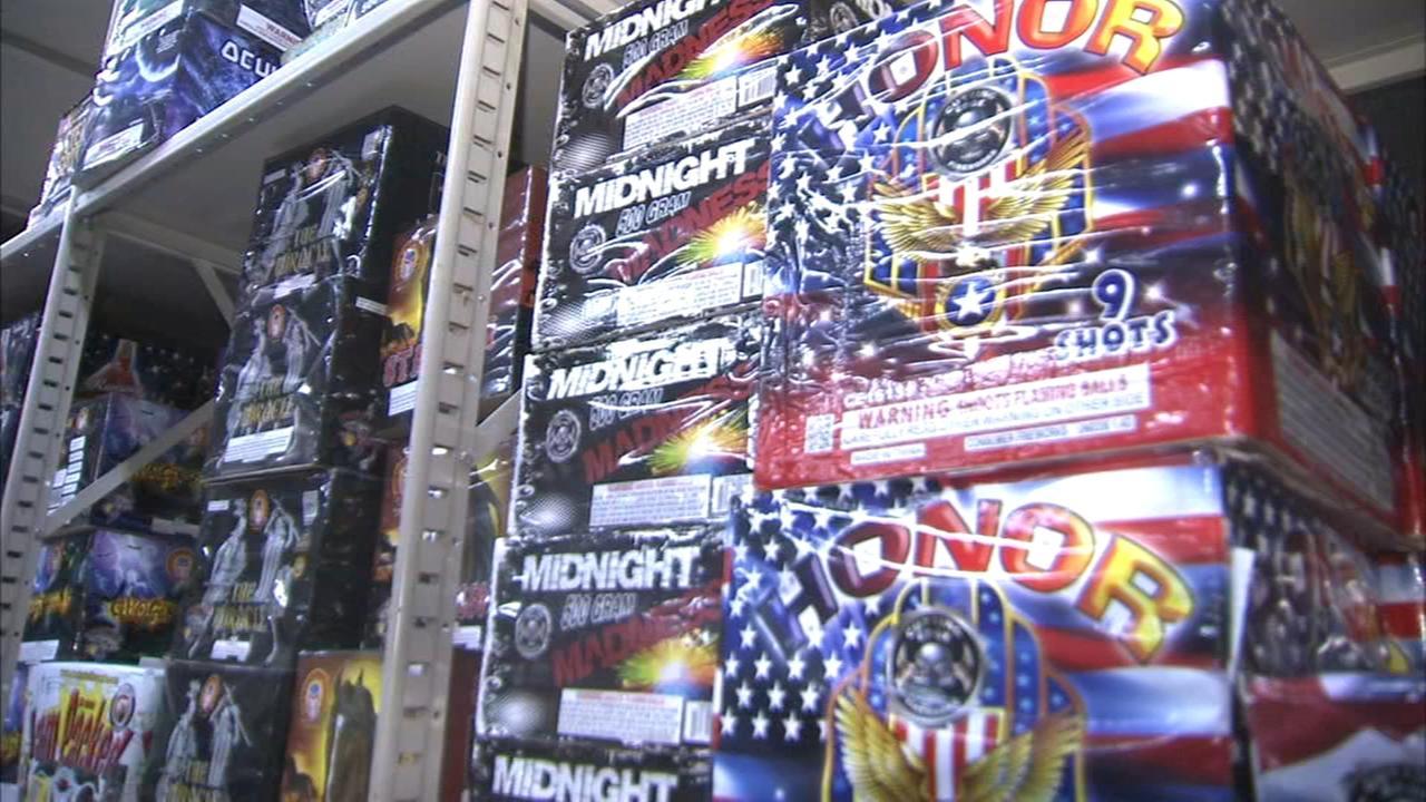PA relaxes fireworks legislation