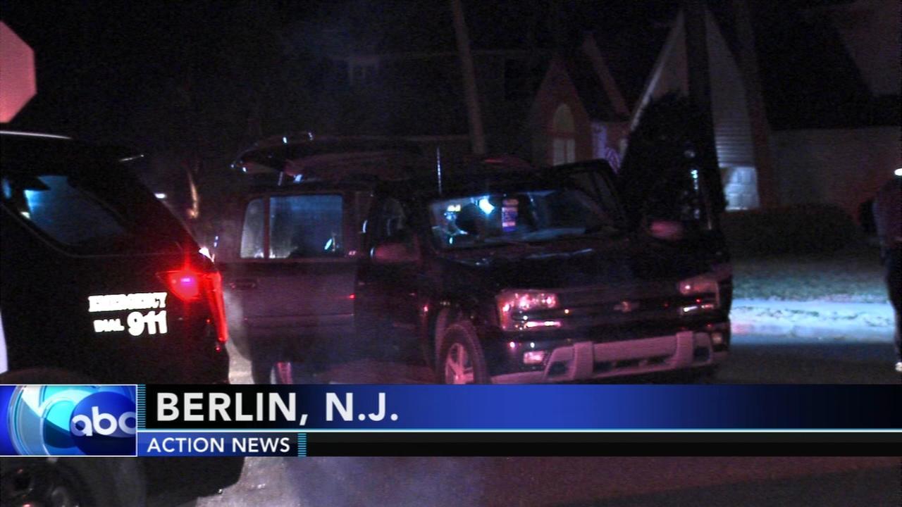 Man arrested after high speed chase spans NJ, Delaware
