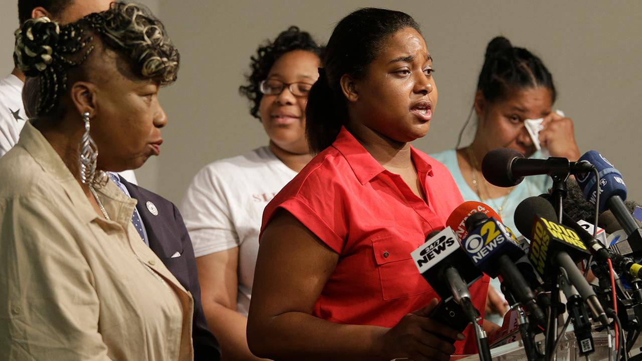 Civil rights activist Erica Garner dies from heart attack