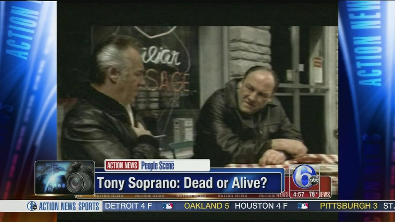 VIDEO: Is Tony Soprano dead or alive?