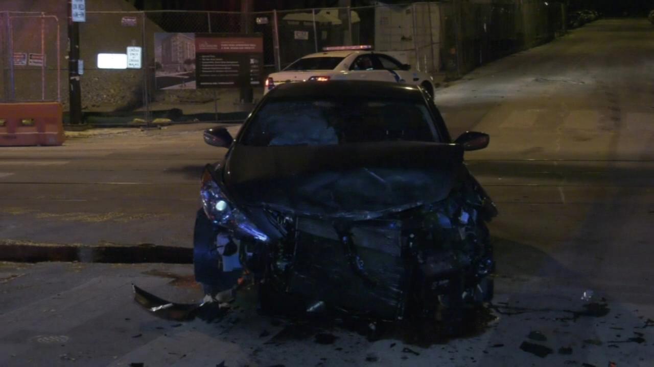 PHA officer involved in SW Philadelphia crash