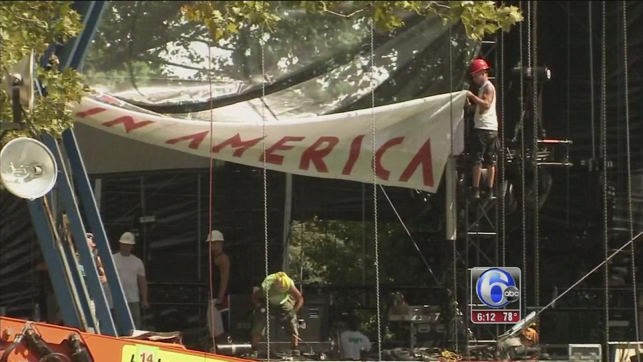 VIDEO: Made In America preps