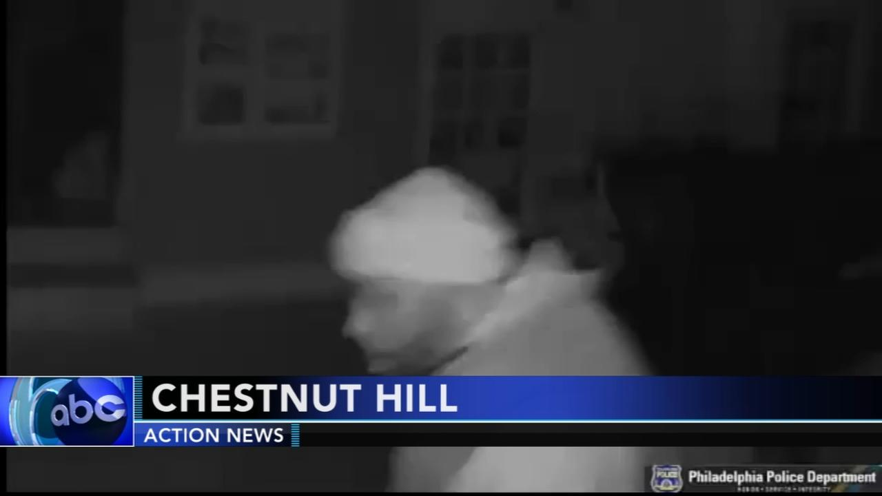 Home burglarized in Chestnut hill; suspects sought