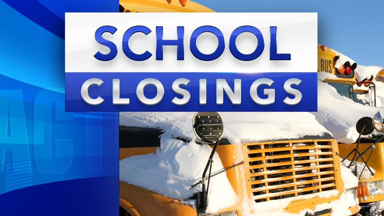 Some Montco schools to open 2 hours late Monday