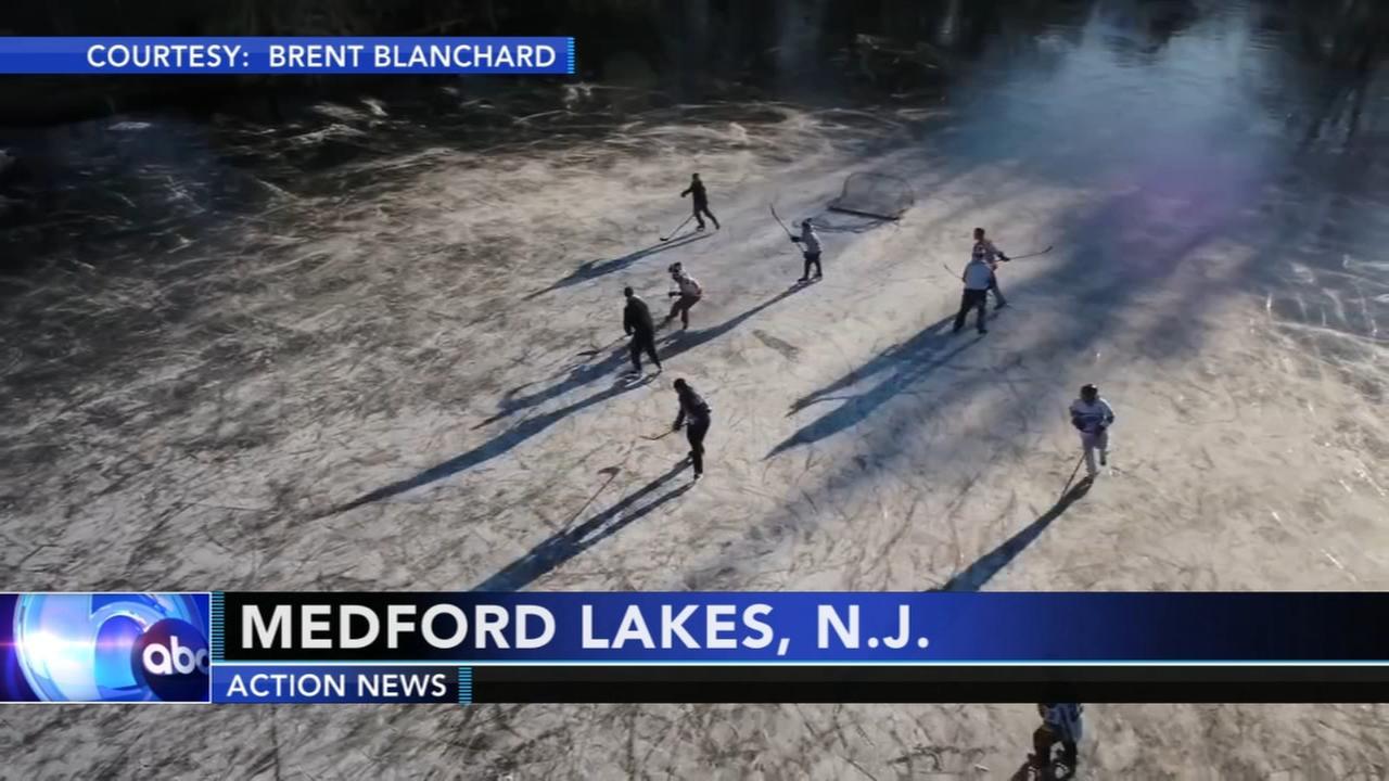 Medford Lakes Skating