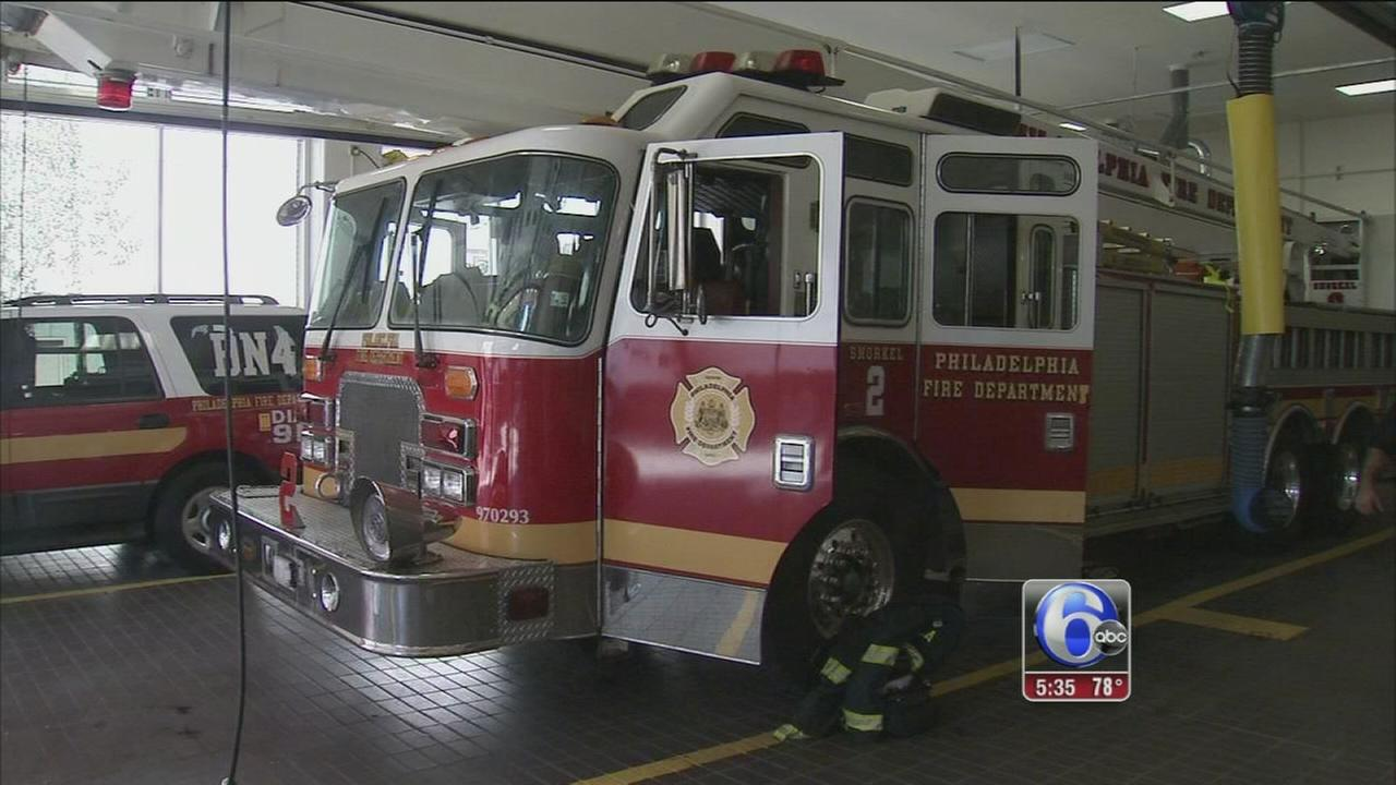 VIDEO: Old City firehouse reopens after damaging blaze