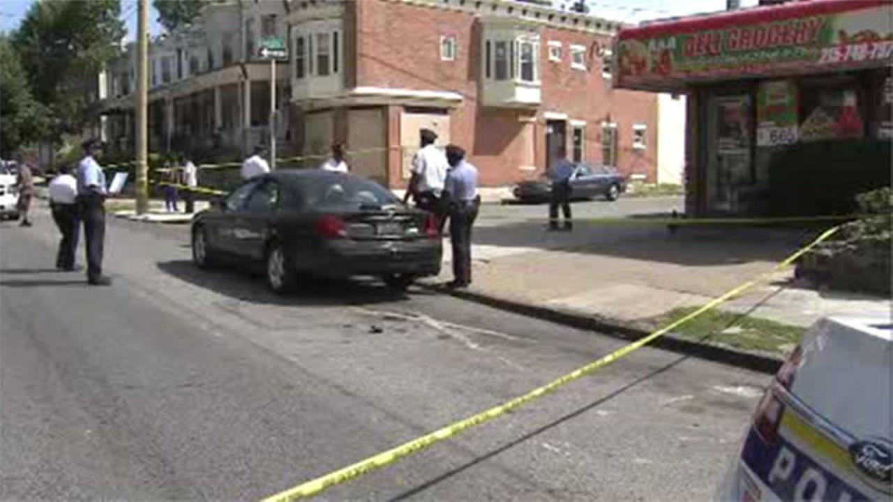 Man wounded in daylight shooting in West Philadelphia