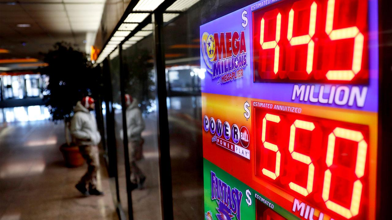 Winning ticket sold in Florida for $450 million Mega Millions jackpot